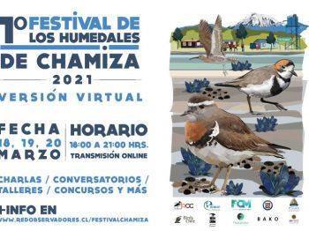 1er Festival de los Humedales de Chamiza: 18,19 y 20 de marzo