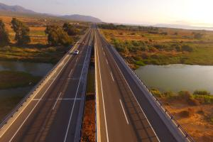 Carretera. Foto. Víctor Bravo