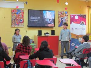 Club Detectives de Pachurrones en Congreso Choapa de Ciencias Explora-CONICYT