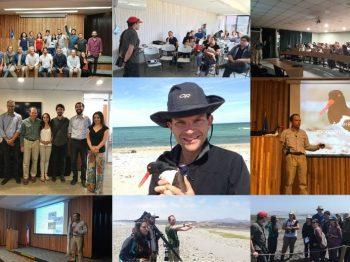 Shiloh Schulte en Chile: Una visita llena de aprendizajes