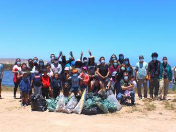 Concluye proyecto escolar sobre humedales en Atacama