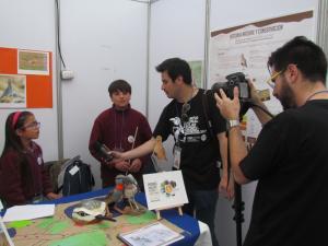 Club Detectives de Pachurrones en Congreso Regional de Ciencia Explora-CONICYT